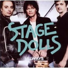 STAGE Dolls-Always CD NUOVO OVP