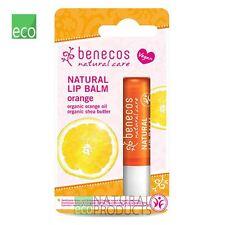 Benecos Natural Vegan Lip Balm Orange 4,8g