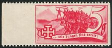 Österreich 1938 Schuschnigg Vignette 5 Groschen Rot postfrisch LUXUSQUALITÄT DB