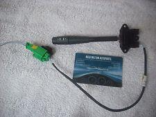 A GENUINE PEUGEOT 206 RADIO VOLUME CONTROL STALK   SWITCH  96 373 745 ZL