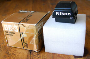 Nikon F3 DE-3 High Eyepoint Eye Level Prism Finder Viewfinder Eyelevel HP in box