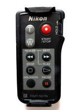 NIKON DIGITAL CAMCORDER REMOTE CONTROL RMT-507N
