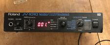 Roland JV-1010 With SR-JV80-99 Pop World Vintage Synth Expansion Board