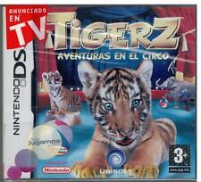 Tigerz - Aventuras en el Circo (Nintendo DS Nuevo)