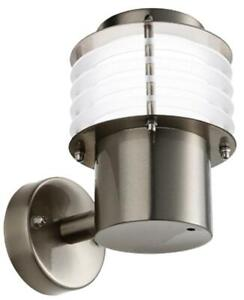 Outside Wall Lantern Light Mains LED 240V Outdoor IP44 Entrance Porch Driveway