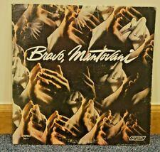 Bravo Mantovani Vintage Vinyl LP London Records                            #1896