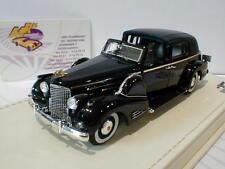 True Scale TSMCE154302 # Cadillac 90 V16 Town Car Baujahr 1938 schwarz 1:43