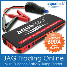 12V 600A BATTERY JUMP STARTER - 18000mAh POWER BANK MINI JUMP START PACK