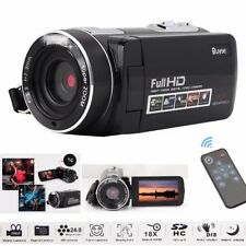 "3.0"" HD 24MP 1080P 18X Digital DV Camcorder Night Vision Video Recorder Camera"