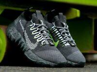 Nike Space Hippie 01 Running Shoes Black Volt DJ3056-001 Men's NEW