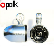 Indy Anodised Wakeboard Speaker Polk Db652 300Watt Marine speaker installed