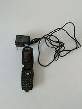 Samsung Flip Phone Model Sgh-D407 Cingular works read Description