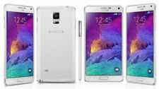 "5.7"" Samsung Galaxy Note 4 N910T 32GB Android Libre 4G LTE TELEFONO MOVIL WHITE"
