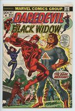 1972 MARVEL DAREDEVIL #97 BLACK WIDOW,DARK MESSIAH APPEARANCE  NM-  9.2-9.4   S2