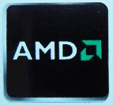 AMD  Sticker Badge Logo Decal for laptop desktop PC