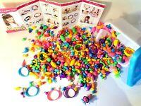 Pop Beads 500+Pcs Jewellery Making Kit for Kids Art & Crafts Creativity Kids Toy