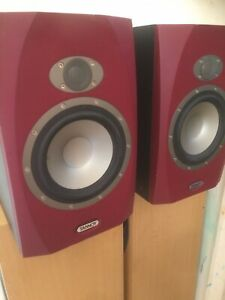 Tannoy Reveal 6P Monitors (pair) PERFECT 4 SMALL SETUPS EXCELLENT CONDITION
