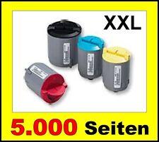 4 Toner für Samsung CLP-300 CLX-2160 CLX-2160N CLX-3160FN like CLP-P300C BK/C/M