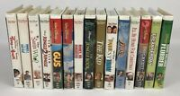 Lot of 15 Walt Disney Home Video Classics Miscellaneous VHS Tapes #4 AA
