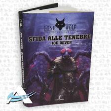 LUPO SOLITARIO Vol.12 Sfida alle Tenebre Lone Wolf • Libro Game • ANDYCARDS
