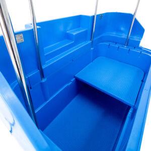 Burtons Removeable Shelf for Easy Groom Tub - Blue