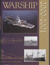 Warship 2000-2001 Vol. XXIII (Conway 2000 1st)