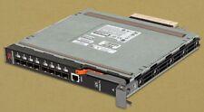 Dell Brocade M5424 8Gb 24-Port Fibre Channel FC Blade Switch F855T for M1000E