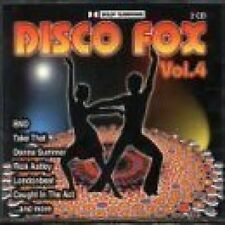 Disco-Fox 4 Donna Summer, Take That, Rick Astley, Ivan, Whigfield, CC C.. [2 CD]