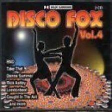 Disco-Fox 4 Donna Summer, Take That, Rick Astley, Ivan, Whigfield, CC C.. [2 CD]