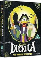 COUNT DUCKULA THE COMPLETE COLLECTION - **BRAND NEW DVD BOXSET***