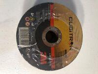 3M 66525 4 1//2 in x 0.045 in x 7//8 in Cubitron II Cut-Off Wheel T1 25 Wheels