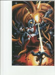 ULTRAMAN # 1 !!1! 1ST APPEARANCE IN COMICS !! 1993 OPTIONED FOR TV/MOVIE! REBOOT