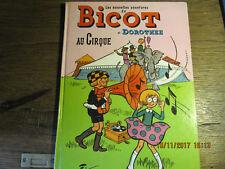 Les nouvelles histoires de Bicot et Dorothée Au cirque 1959