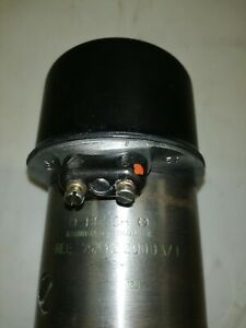 Bosch Gleichstrom Lichtmaschine REE 75/12/2000, Lanz Bulldog, Deutz, Hanomag