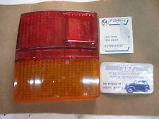 Autobianchi A112 mk1 PLASTICA FANALE , TAIL / RAER LENS LH Side Panza  P3948 / S