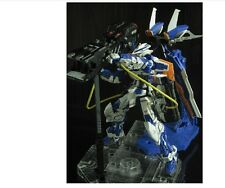 For 1/100 MG Astray Gundam Red and Blue Frame Launcher Weapon ABS