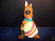 "Plush Talking Scooby Doo 13"" Stuffed Cheeseburger Toy"