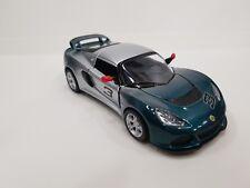 2012 Lotus Exige S VERT Kinsmart Jouet Voiture Modèle 1/32 à L'Échelle Miniature
