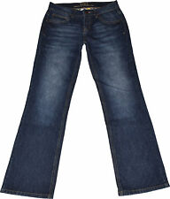 Street One Damen-Jeans im Jeggings -/Stretch-Stil aus Denim