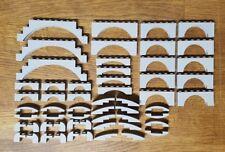 Lego Arch codo redondo puente colección kg gris Gray slope modular Star Wars curved