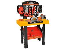 Werkzeugbank 75cm Hoch Werkbank Set Kinder 3in1 Spielzeug Entwerfen 6728