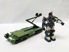 Dougram Battletech Gashapon action figures - Dougram armor & Transport Truck