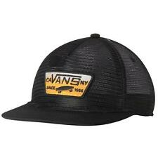 Vans Off The Wall Full Patch Malted Beer Mesher Snapback Trucker Hat Cap New NWT