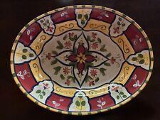 """Pier 1 VALLARTA 16"""" Oval Serving Platter 6845796"""