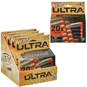 2 x Nerf Ultra One 20-Dart Refill Pack, Official darts for Nerf Ultra Blasters