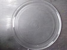 "Microwave Oven Glass TRAY Plate Turntable 10 1/4"" A011 10 for Sharp LG & others"