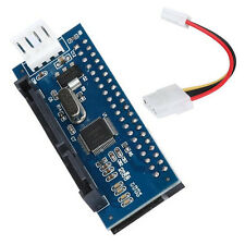 40-Pin IDE Female To SATA 7+15Pin 22-Pin Male adapter PATA TO SATA Card W/Cable