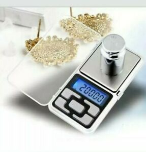 Digital Scale Electronic LCD Display Pocket Balance Weighing Scales  200g * 0.01