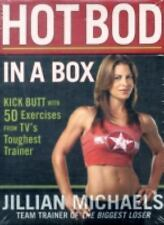 Hot Bod in a Box: Kick Butt With 50 Exercises from TV's Toughest Trainer NEW