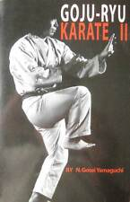 RARE 1974 GOJU-RYU KARATE II BY N. GOSEI YAMAGUCHI  KUNG FU MARTIAL ARTS